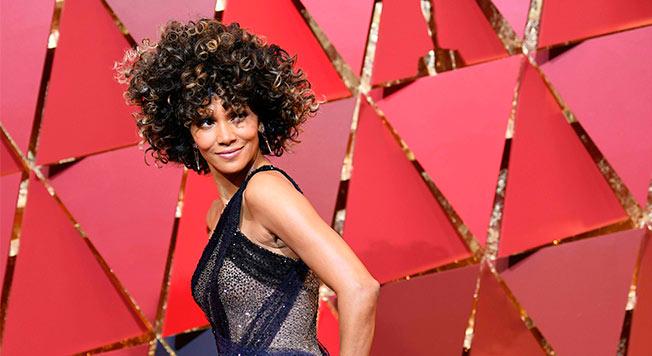 Halle Berry en los Oscar 2017
