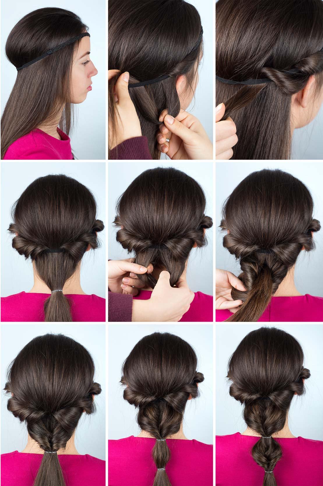 Sorprendentemente fácil peinados feria Fotos de cortes de pelo estilo - Peinados fáciles para la Feria 2017 - Bulevar Sur