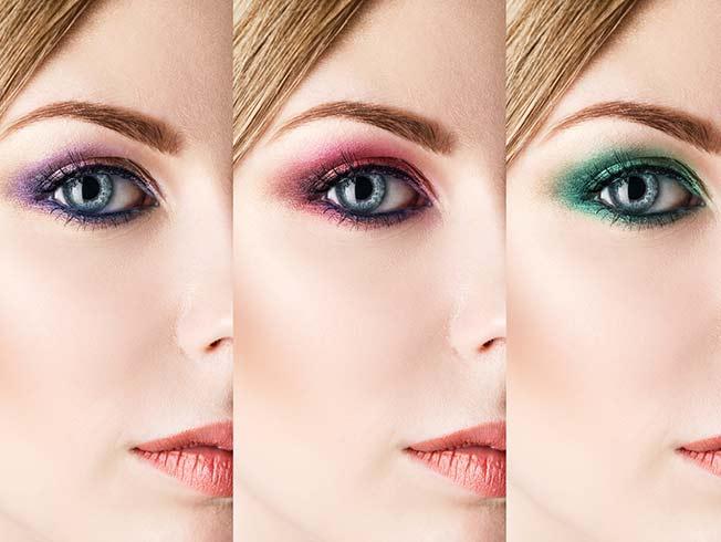 ¿Qué sombras favorecen a mi color de ojos?