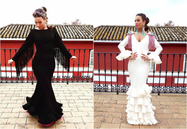 Dónde encontrar trajes de flamenca económicos - Bulevar Sur 862d35559088