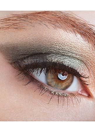 Sombras para ojos verdes