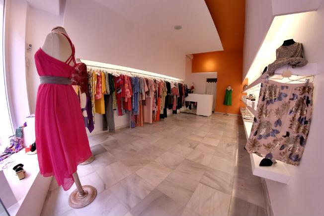 De tiendas por Sevilla, Mlla Fuentes