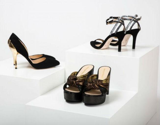 Zapatos de Vicky Martín Berrocal para Unisa
