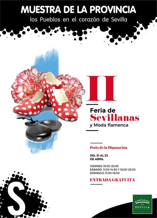 II Feria de Sevillanas y Moda Flamenca de la provincia de Sevilla