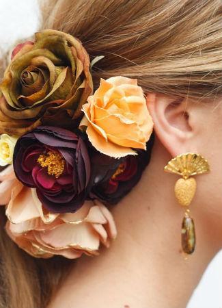 Flores de flamenca de Prune