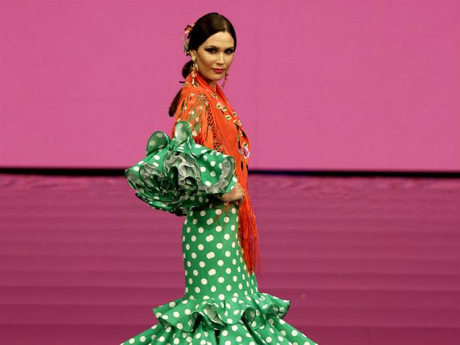 Errores que no debes cometer cuando te vistas de flamenca