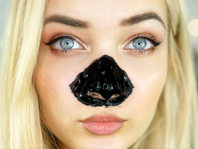 Mascarilla negra que elimina puntos negros de Missha