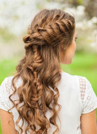 10 Peinados De Novia De Tendencia En 2017 Bulevar Sur