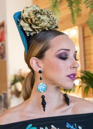 Peina o peineta de flamenca de Artepeinas