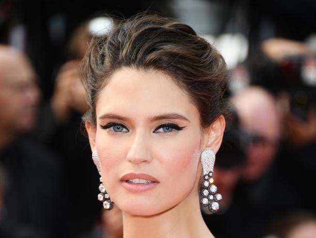 Bianca Balti derrochó estilo en Cannes