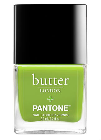 Greenery, verde Pantone, para esmalte de uñas en primavera-verano 2017