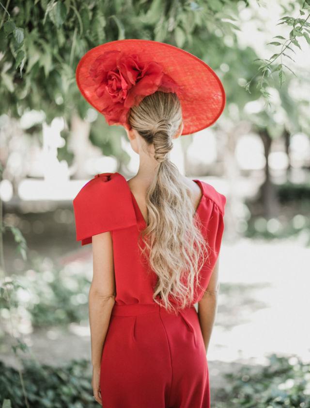 Peinados para invitadas de primavera-verano 2017