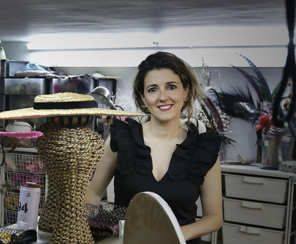 Ana García, creadora de Cherubina y ganadora del Premio Bulevar Sur #Tendencias 2017. Foto: JM Serrano