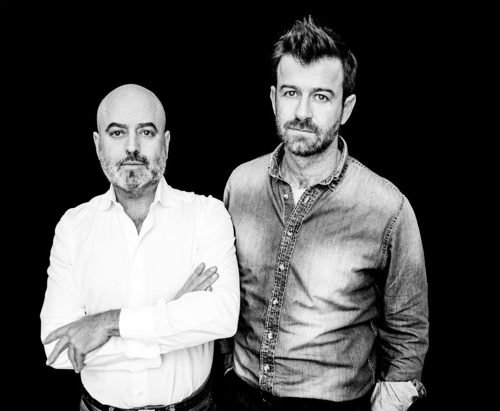 Antonio y Fernando García. Foto: Juan Delgado