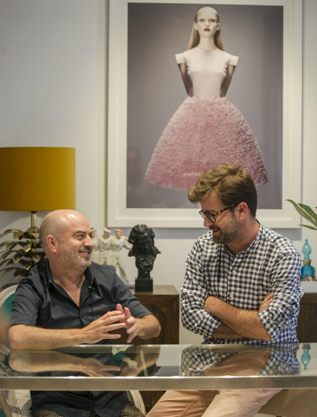 Atelier de Antonio García, Premio Bulevar Sur Trayectoria 2017