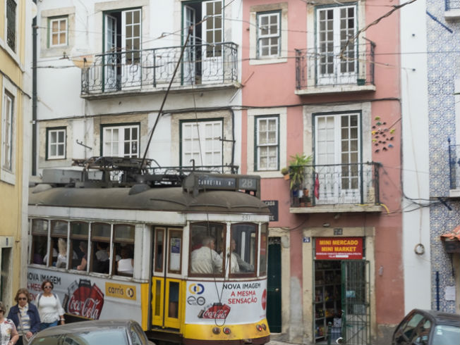 La evolución de Lisboa. Foto: Cuarto de Maravillas