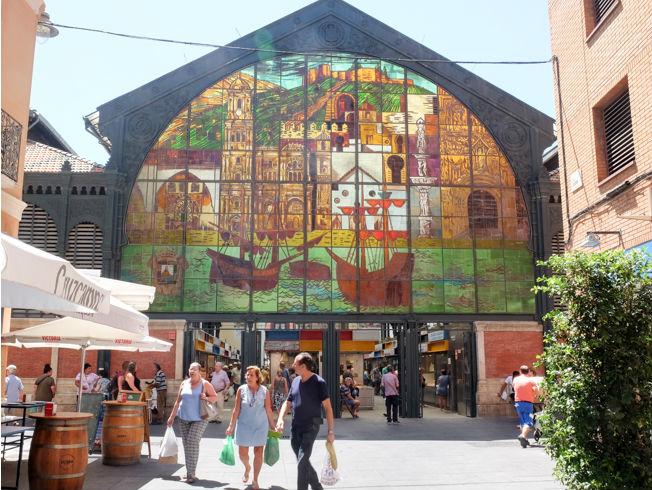 Mercado de las Atarazanas de Málaga