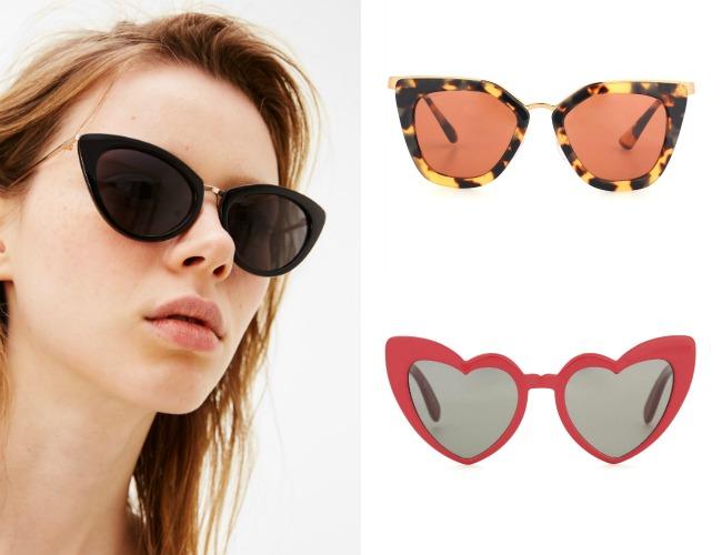 Las gafas de sol que mejor se adaptan a los rostros redondos