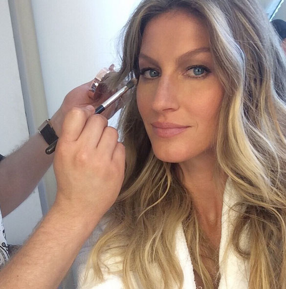 El hair contouring, la tendencia capilar de Gisele Bundchen