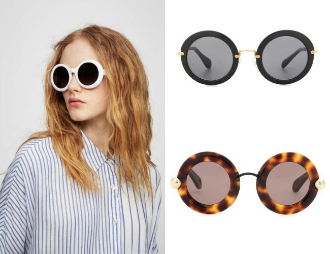 Las gafas de sol que mejor sientan a los rostros ovalados