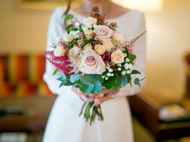 tendencias en flores para los ramos de novia actuales - bulevar sur