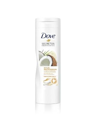 Crema Dove para el cuerpo