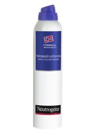 El Spray Corporal Express Hidratación Profunda está especialmente indicado para conseguir una hidratación inmediata y duradera