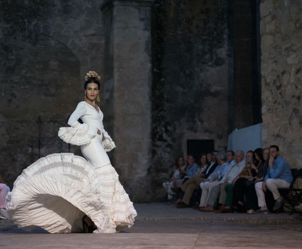II edición Pasarela Vejer Flamenco. Foto: Aníbal González