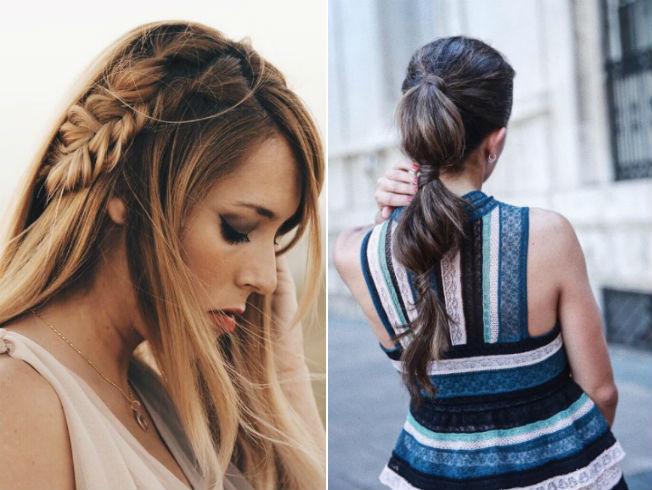 Peinados de moda en Instagram para el verano 2017
