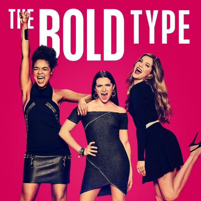 Serie The Bold Type