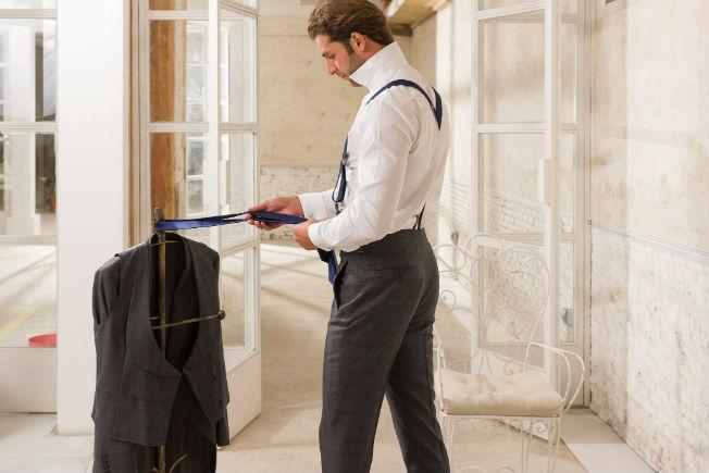 a51084246 Guía para ayudar al novio a elegir el traje que mejor le sienta ...