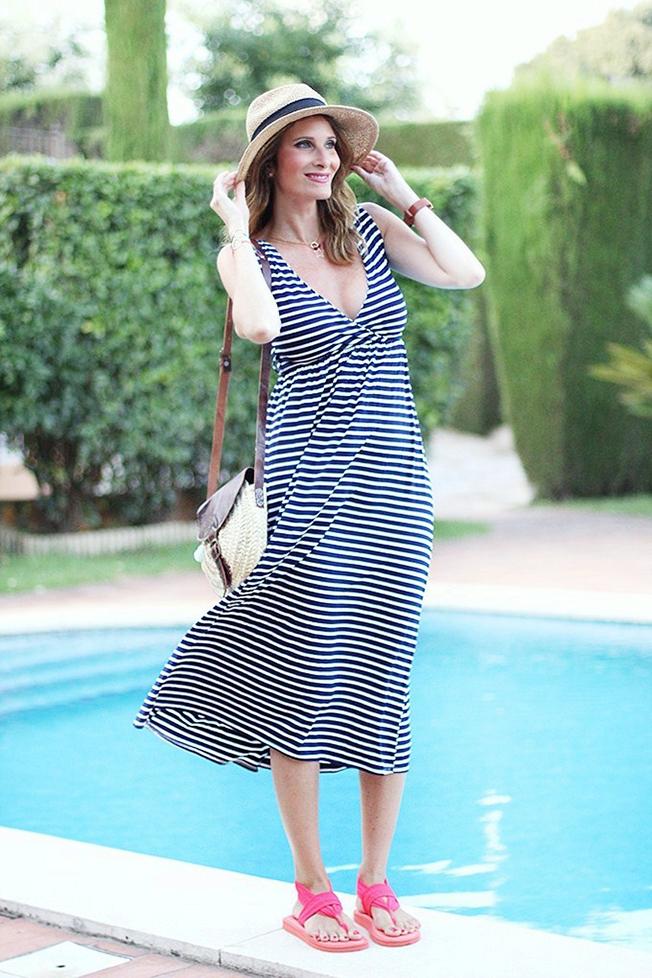 El vestido perfecto para el verano de Con paso chic