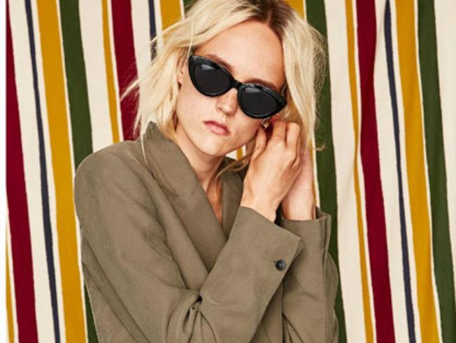 Trajes de chaqueta y pantalón de Zara