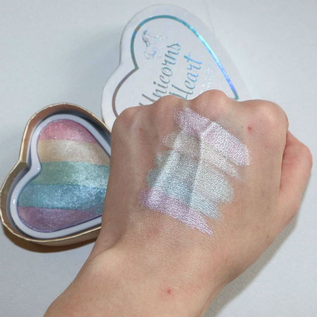 Iluminador unicornio I Heart Makeup