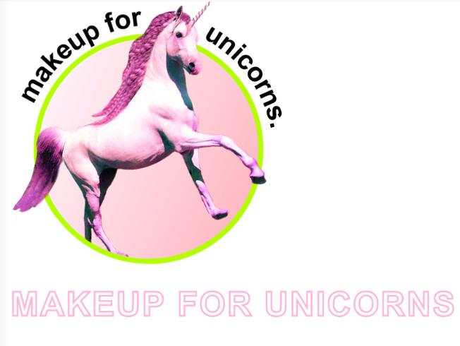 Unicornios maquillaje