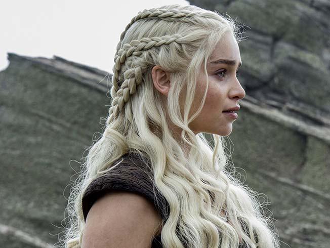 Siete peinados inspirados en Juego de Tronos