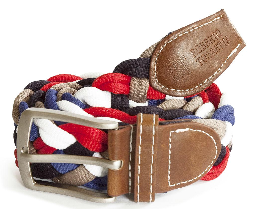 Modelo Bristol de la colección de cinturones de Roberto Torretta que entrega ABC