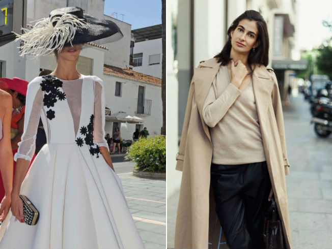 Mercedes e Inés Domecq, en la lista de las mejor vestidas del mundo de Vanity Fair