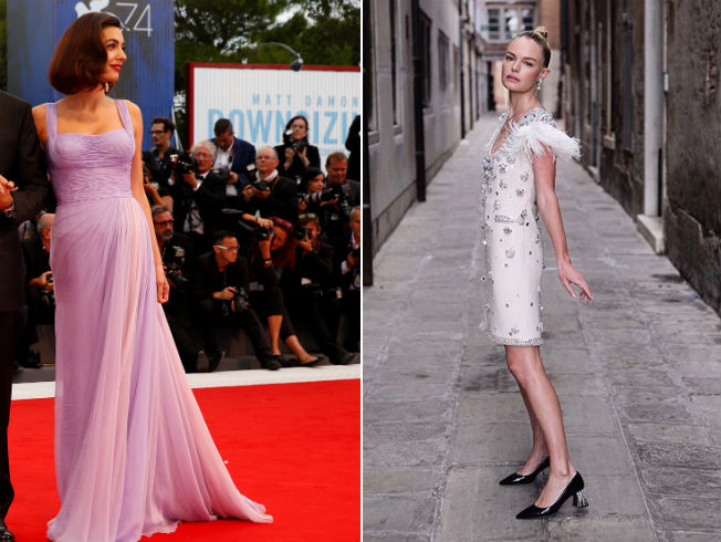 Invitadas perfectas como Amal Clooney o Kate Bosworth