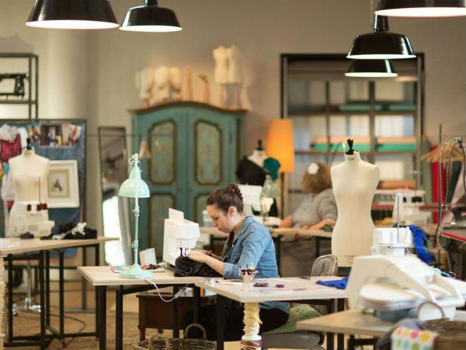 Programa de TVE Cosido a mano para diseñadores amateur