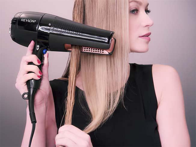 Llega el secador-plancha Salon 360 de Revlon