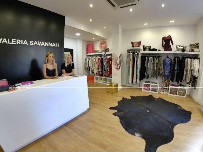 De tiendas por Sevilla: Valeria Savannah. Foto: JM Serrano