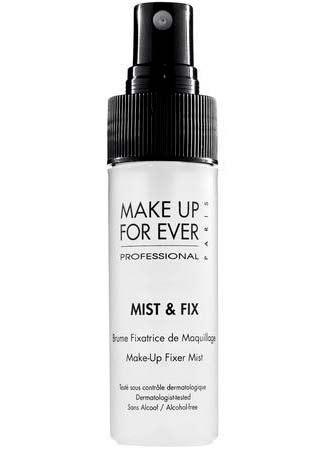 Diez productos para un efecto «sin maquillaje» Bruma fijadora facial