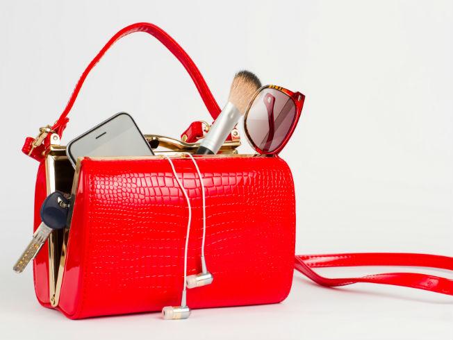 Consejos para organizar el bolso