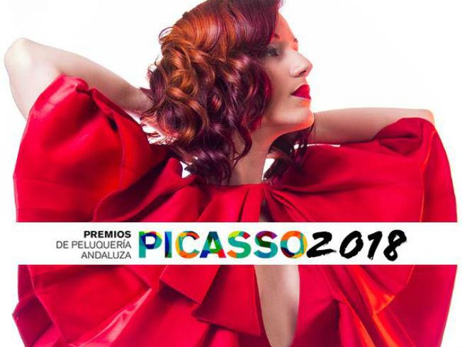 Premios Picasso de Peluquería Andaluza 2018