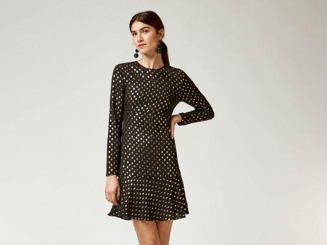 Vestidos de Nochevieja para comprar durante el Black Friday 2017