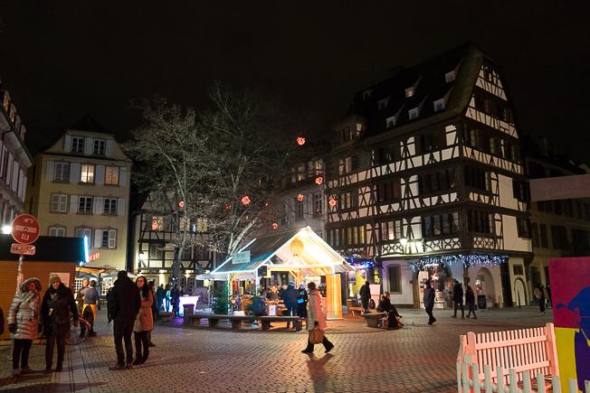 Mercado Navideño de Estrasburgo. Foto: Cuarto de Maravillas