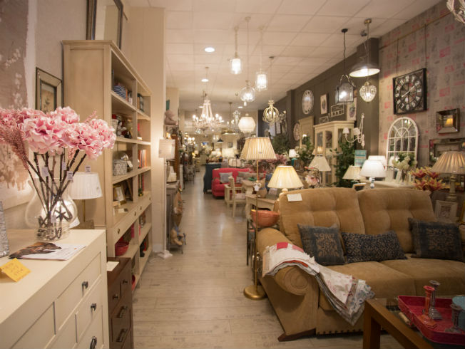 De tiendas por Sevilla: Lacquer - Bulevar Sur
