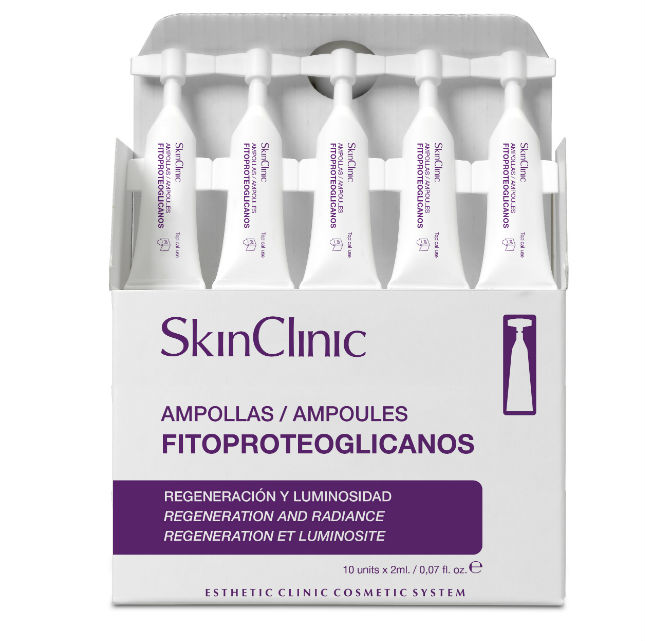 Ampollas flash de SkinClinic