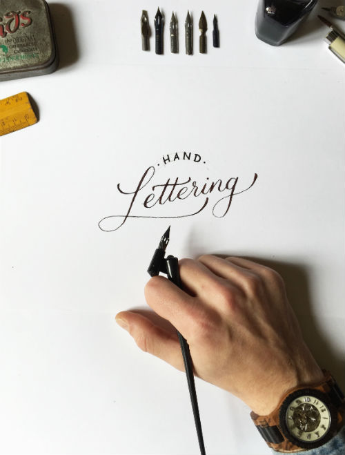 lettering-moda